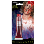 Red Fake Blood Tube 28ml - 6 PKG