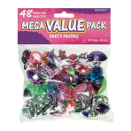 Girl Fun Mega Mix Value Favour Packs  - 6 PKG/48