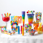 Tuck in to new Candy Buffet items