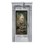 Sinister Surgery Door Decorations 1.65m x 85cm - 6 PKG