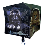 "Star Wars Cubez Foil Balloons 15""/38cm - G40 5 PC"