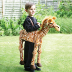 Ride on Giraffe - Age 3+ Years - 1 PC