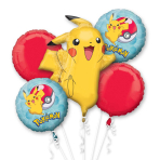 Pokémon Balloon Bouquets P75 - 3 PC