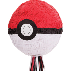 Pokémon Pokeball Pull Pinatas - 4 PC