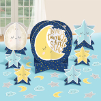 Twinkle Little Star Table Decorating Kits - 9 PKG/8