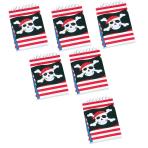 Pirate Notebooks - 6 PKG/12