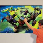 Teenage Mutant Ninja Turtles Party Games - 6 PKG