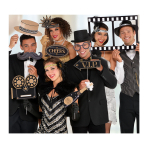 Hollywood Photo Props - 6 PKG/12