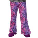 Disco Zebra Flares - Size M-L - 1 PC