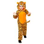 Tiger Onesie - Age 4-6 Years - 1 PC