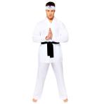 Miyagi Do Karate Costume - Standard Size - 1 PC