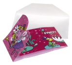 Funky Fairy Invitations & Envelopes - 10 PKG/6