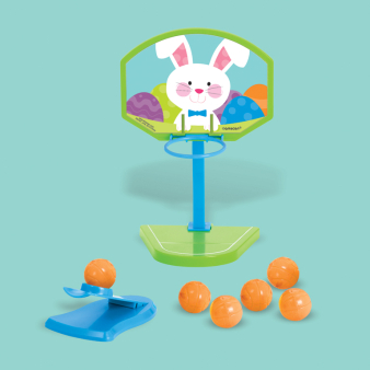 Easter Basket Ball Party Games - 12 PC