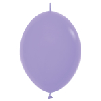 "Fashion Colour Link-O-Loon Solid Lilac 050 Latex Balloons 6""/15cm - 100 PC"