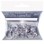 Engagement Ring Table Sprinkles    - 12 PKG/12