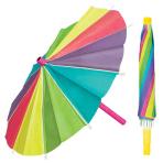 Paper Umbrella Decorations 38cm - 6 PKG/3