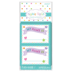 Baby Shower Name Tags - 6 PKG/26