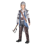 Assassin's Creed Connor Costume - Age 8-10 Years - 1 PC