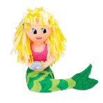 Mermaid Pinatas - 4 PC