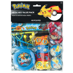 Pokémon 48 Piece Value Favour Packs - 6 PKG/48