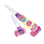 My Little Pony Noisemaker Blowouts - 10 PKG/8