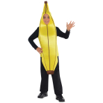 Going Bananas Costume - Age - Age Child Standard - 1 PC