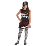 Pirate T-Shirt Dress Size Child Standard - 3 PC