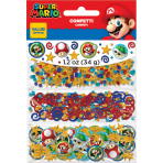 Super Mario 3 Park Value Confetti 34g - 12 PKG