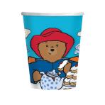 Paddington Bear Paper Cups 266ml - 6 PKG/8
