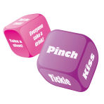 Hen Party Dare Dice Party Games - 6 PKG/2