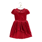 Snow White Red Velvet & Tulle Dress - Age 7-8 Years - 1 PC