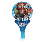 "Avengers Assemble - Inflate-a-Fun Balloons - 6""/15cm w x 12""/30cm h - A05 - 5 PC"