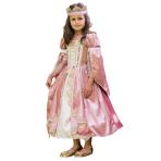 Royal Princess Costume - Age 4-6 Years - 1 PC