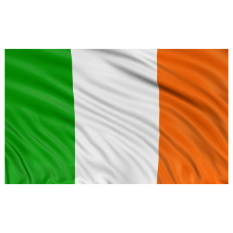 Ireland Flags 5ft x 3ft (1.5m x 90cm) - 6 PC