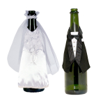Champagne Bottleware (Bottles Not Included) 34.3cm - 6 PC