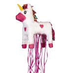 Unicorn Pull Pinatas - 4 PC