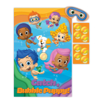 Bubble Guppies Party Games - 6 PKG/4