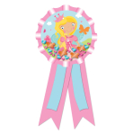 Woodland Princess Confetti Pouch Award 15cm - 6 PC