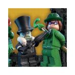 LEGO Batman Movie Beverage Napkins 25cm - 6 PKG/16