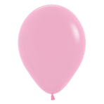 "Fashion Colour Solid Pink 009 Latex Balloons 15""/40cm - 50 PC"