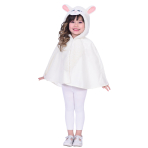 Sheep Cape - Age 4-6 Years - 1 PC