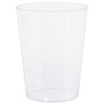 Plastic Medium Containers 14.7cm - 18 PC