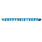 Transformers Robots in Disguise Letter Banners 1.8m x 14cm - 10 PKG