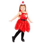 Peppa Pig Christmas Dress - Age 3-4 Years - 1 PC