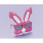 Rabbit Sunglasses Assortment - 15.2cm x 16.5cm (Assorted Colours) - 12 PC