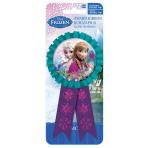 Frozen Confetti Award Ribbon  - 15cm x 7.6cm - 6 PKG
