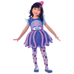 Octopus Costume - Age 7-8 Years - 1 PC
