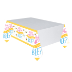 What Will It Bee? Paper Tablecovers 1.37m x 2.43m - 6 PC