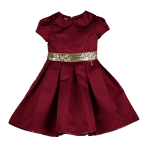 Snow White Red Duchess Dress - Age 7-8 Years - 1 PC