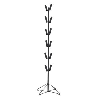 "Air-Filled Metal Floor Display-Black - 24""/61cm w x 24""/61cm d x 36""/91cm 1 PC"